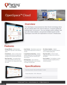 OpenSpace™ Cloud