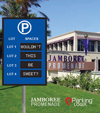 Jamboree Promenade and Parking Logix