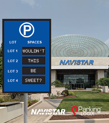 Navistar and Parking Logix