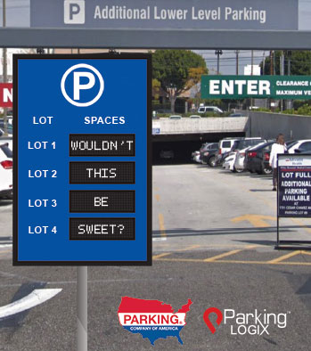 Parking Company of America and Parking Logix