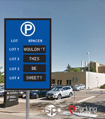 SP Plus and Parking Logix